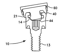 Dental attachment assembly