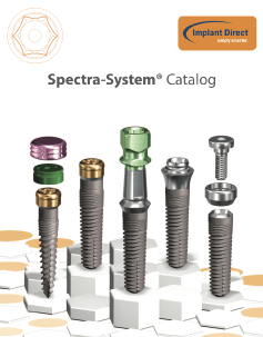Implant Direct Sybron   Spectra-System System Catalog