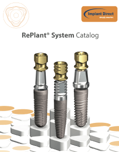 Implant Direct Sybron  RePlant Implant System Catalog